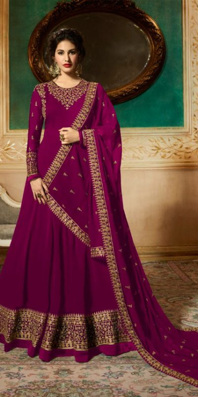 marvelous-pink-georgette-designer-embroidered-anarkali-suit