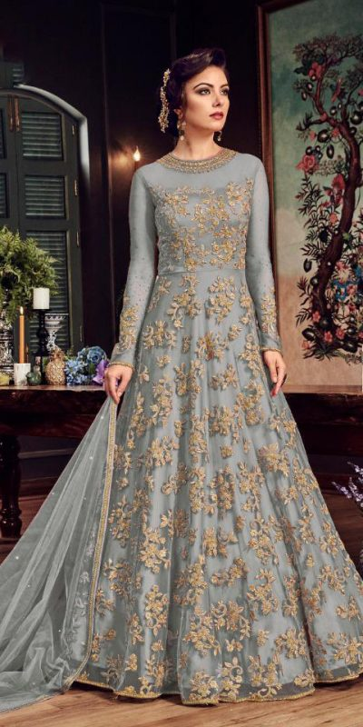 impeccable-grey-color-heavy-net-with-embroidery-stone-work-suit