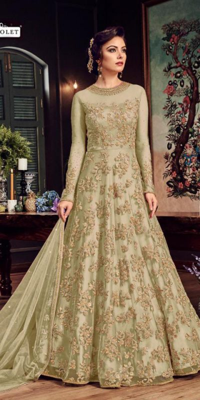 impeccable-lightgreen-color-heavy-net-with-embroidery-stone-work-suit