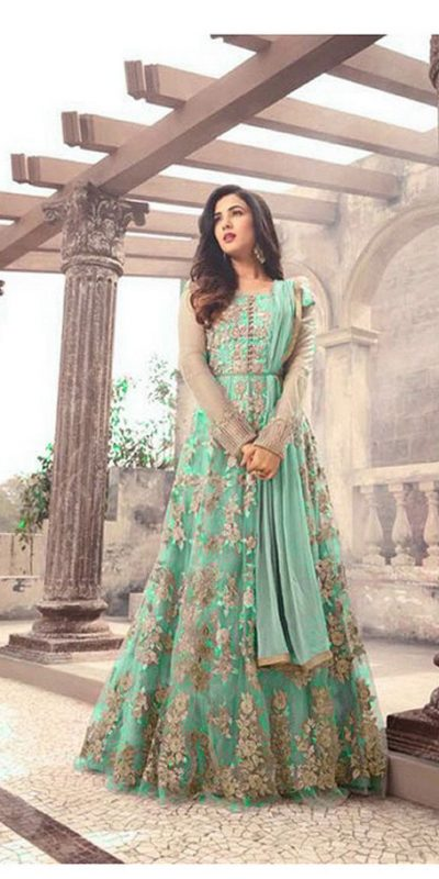 magical-light-sea-green-color-heavy-net-embroidered-and-stone-work-anarkali-suit