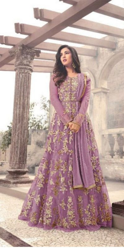 magical-pink-color-heavy-net-embroidered-and-stone-work-anarkali-suit