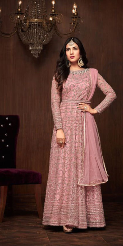 shimmering-pink-color-vaishnavi-net-with-coding-work-anarkali-suit