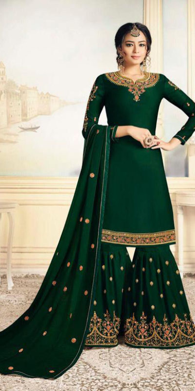 charismatic-green-color-satin-georgette-with-embroidered-work-plazo-suit