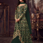 luminous-green-color-heavy-net-embroidered-stone-work-sharara-suit