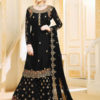 progressive-black-color-georgette-embroidered-plazo-suit-from-ghunghat