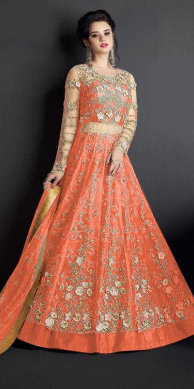 stunning-orange-embroidered-and-stone-work-heavy-net-anarkali-suit