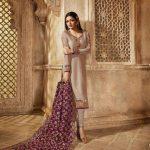 blooming-cream-color-heavy-georgette-salwar-suit-with-banaras-dupatta