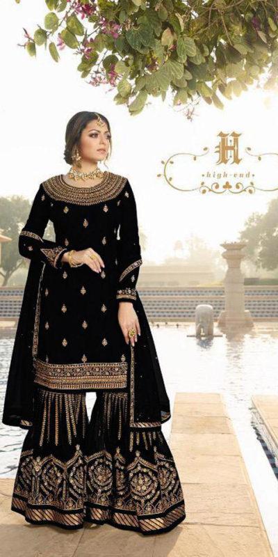dazzling-black-color-satin-georgette-multi-diamond-work-plazo-suit