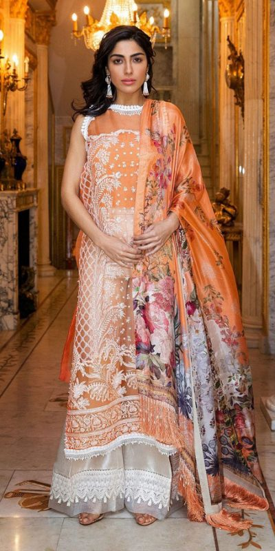 sobia-nazir-orange-color-heavy-organza-with-heavy-embroidery-suit