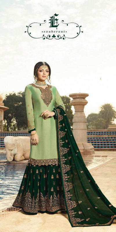 pleasing-light-green-color-satin-georgette-multi-diamond-work-plazo-suit