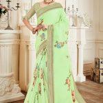 sculptured-multi-color-linen-designer-digital-print-saree