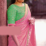 cotton-chex-with-heavy-coding-sequence-work-pink-color-fancy-saree