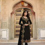 elegant-black-color-fox-georgette-embroidery-stone-work-salwar-suit
