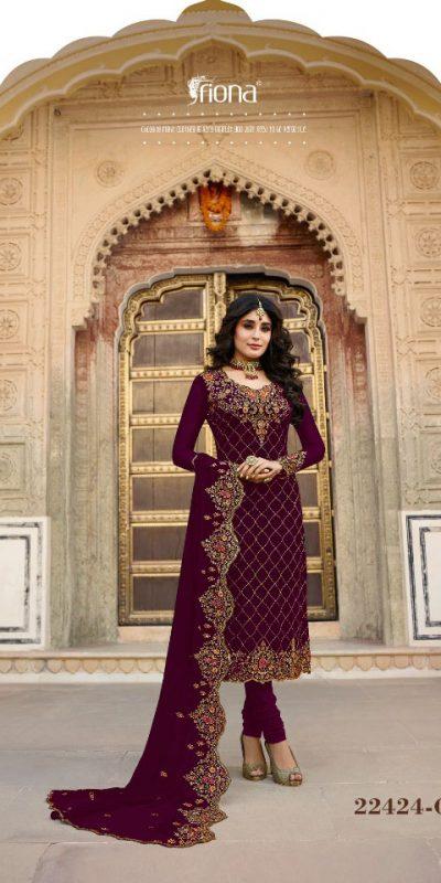 elegant-purple-color-fox-georgette-embroidery-stone-work-salwar-suit