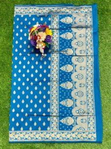 sky-blue-banarasi-silk-weaving-jacquard-saree-with-heavy-rich-zari-pallu