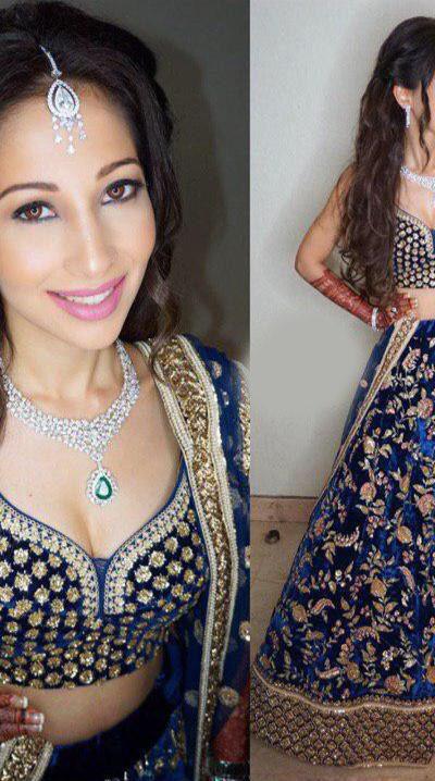 adorable-navy-blue-color-velvet-fabric-exclusive-festival-wear-lehenga-choli