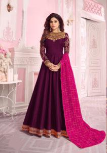harmonious-purple-color-pure-dola-silk-exclusive-festival-wear-anarkali-suit