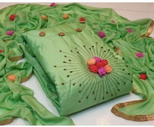 captivating-green-color-glace-cotton-with-hand-work-salwar-suit