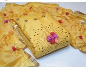 captivating-yellow-color-glace-cotton-with-hand-work-salwar-suit