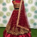 elegant-maroon-heavy-mono-net-exclusive-wedding-wear-lehenga-choli