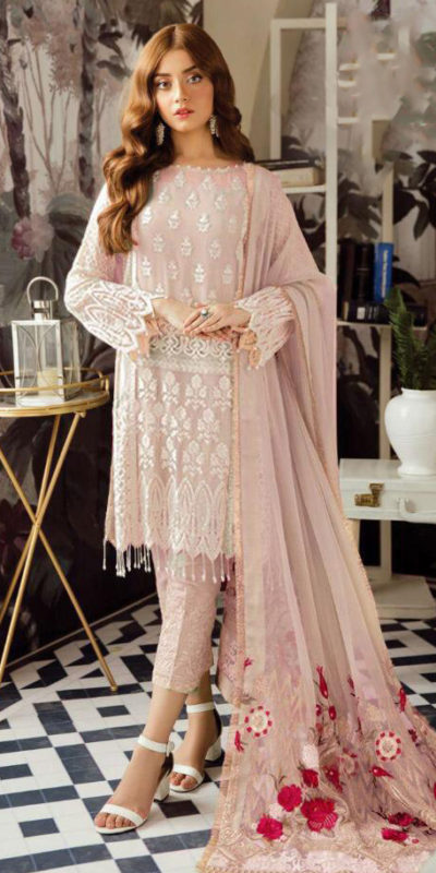 harmonious-light-pink-color-heavy-georgette-with-embroidery-work-sequence-suit