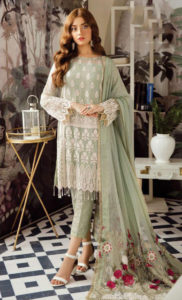 harmonious-mint-color-heavy-georgette-with-embroidery-work-sequence-suit