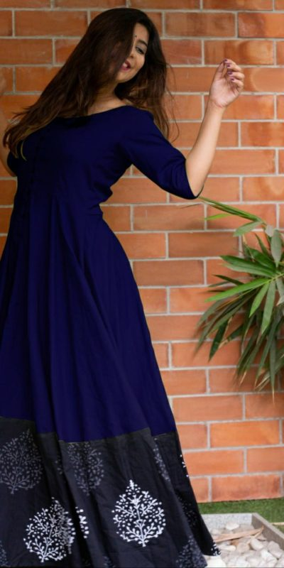 miraculous-navy-blue-color-heavy-rayon-party-wear-long-flair-gown