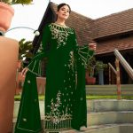 vibrant-green-color-satin-georgette-embroidery-work-stone-suit