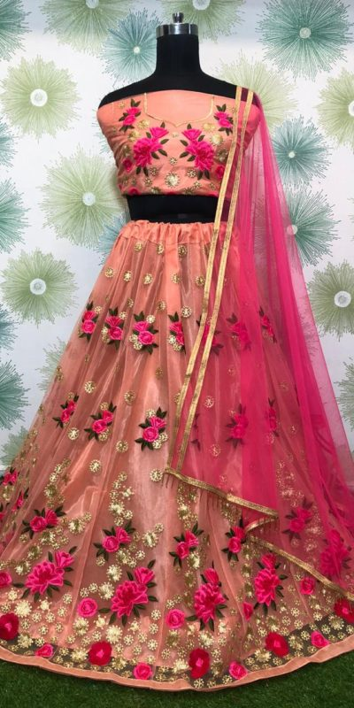 vibrant-orange-heavy-net-exclusive-wedding-wear-lehenga-choli
