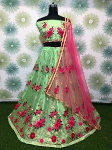 vibrant-parrot-green-color-heavy-net-exclusive-wedding-wear-lehenga-choli