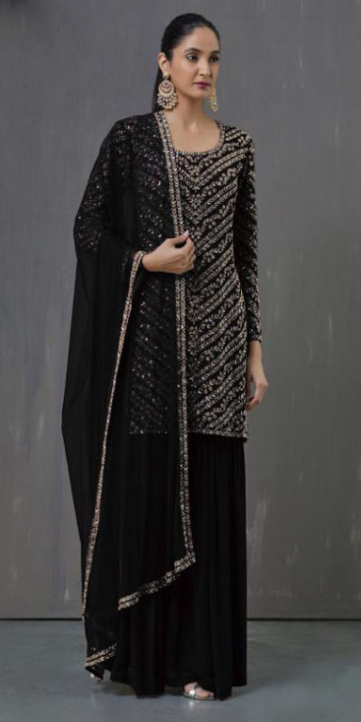 adorable-black-color-heavy-fox-georgette-with-embroidery-work-salwar-suit