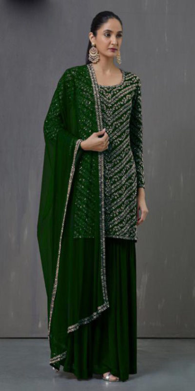 adorable-green-color-heavy-fox-georgette-with-embroidery-work-salwar-suit