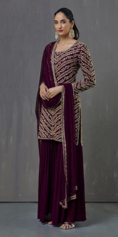 adorable-parpal-color-heavy-fox-georgette-with-embroidery-work-salwar-suit