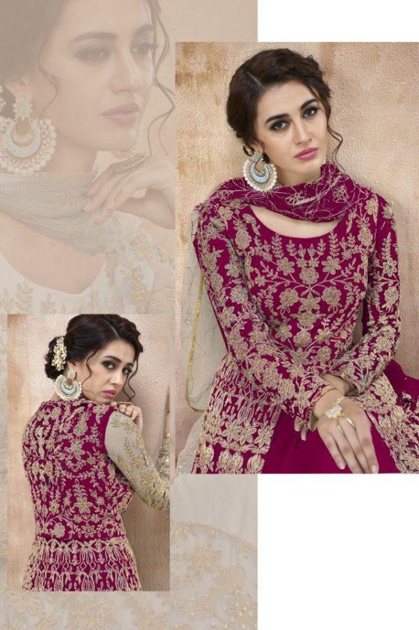 attractive-purple-color-heavy-cording-stone-work-wedding-anarkali-suit (2)