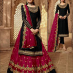 feminine-maroon-color-heavy-satin-georgette-with-embroidery-work-salwar-suit