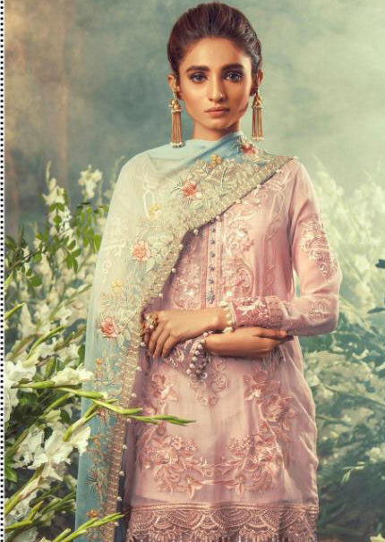 graceful-peach-color-heavy-fox-georgette-with-embroidery-work-salwar-suit