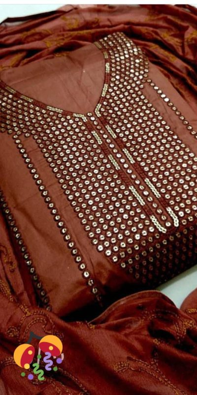 harmonious-maroon-color-pure-cotton-full-sequence-work-salwar-suit.
