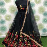 magnificent-black-color-heavy-net-exclusive-fancy-wear-lehenga-choli