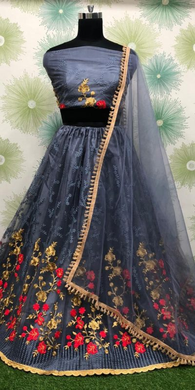 magnificent-grey-color-heavy-net-exclusive-fancy-wear-lehenga-choli
