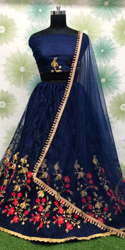 magnificent-navy-blue-color-heavy-net-exclusive-fancy-wear-lehenga-choli