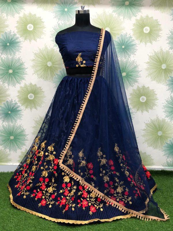 magnificent-navy-blue-color-heavy-net-exclusive-fancy-wear-lehenga-choli