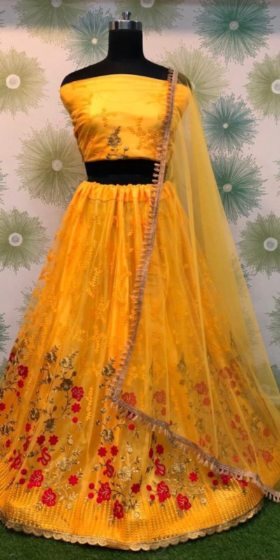 magnificent-yellow-color-heavy-net-exclusive-fancy-wear-lehenga-choli