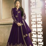 perfect-violet-color-faux-georgette-with-embroidery-stone-work-anarkali-suit