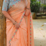 ravishing-heavy-cotton-chex-with-heavy-embroidery-work-saree