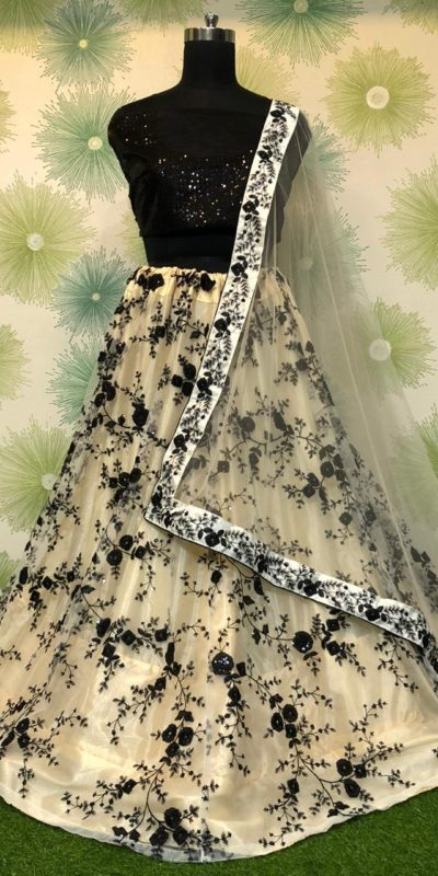sparkling-black-color-heavy-net-all-over-sequence-work-lehenga-choli