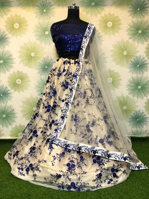 sparkling-blue-color-heavy-net-all-over-sequence-work-lehenga-choli