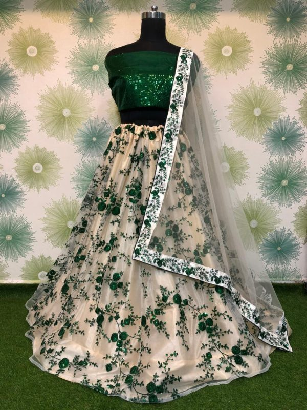 sparkling-green-color-heavy-net-all-over-sequence-work-lehenga-choli