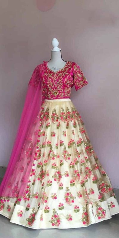 zari-and-classic-embroidery-work-white-color-heavy-net-party-wear-lehnga-choli