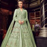 breathtaking-light-green-color-heavy-net-with-embroidery-work-anarkali-suit