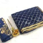 impeccable-blue-color-soft-mono-net-with-heavy-sequence-work-saree